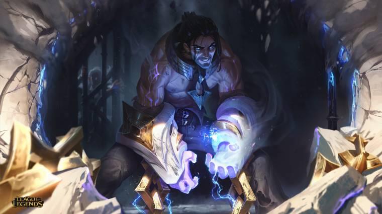 League of Legends - bemutatkozott Sylas, a kiszabadult rab bevezetőkép