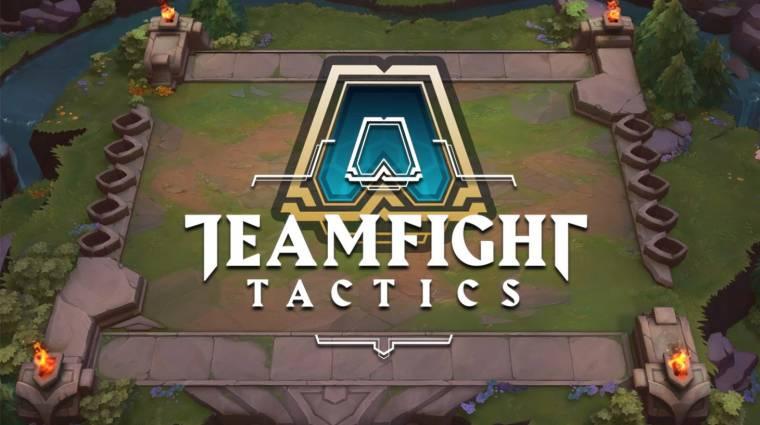 League of Legends - már biztosan marad a Teamfight Tactics mód bevezetőkép