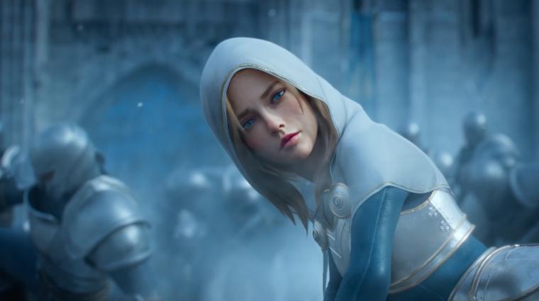 A Warriors feldolgozásával jött a League of Legends új kisfilmje bevezetőkép