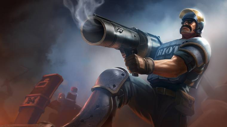 Megnehezíti a csalók dolgát a League of Legends bevezetőkép
