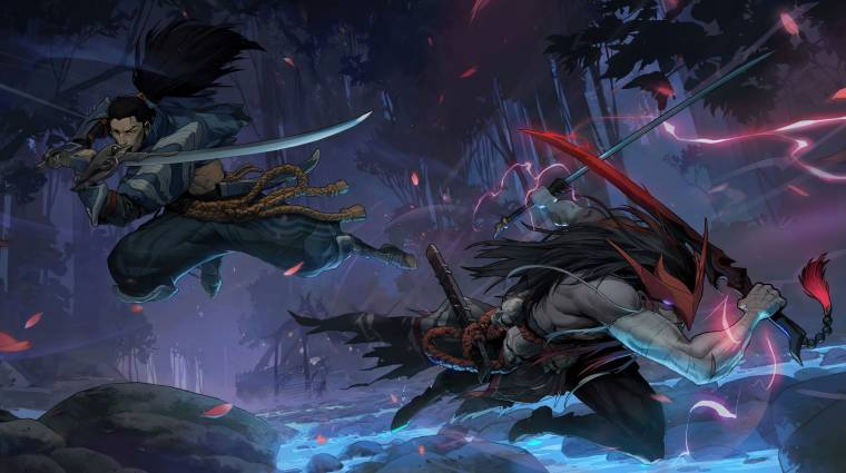 A League of Legends új karakterének történetét egy 10 perces anime meséli el bevezetőkép