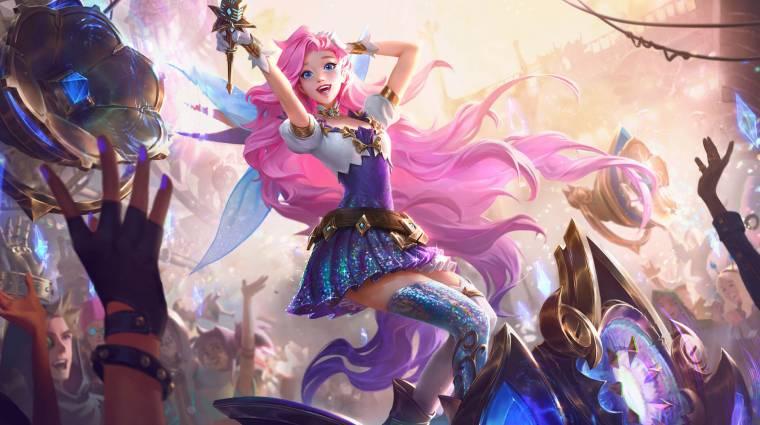 Bemutatkozott Seraphine, a League of Legends legújabb bajnoka bevezetőkép
