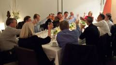 Obama, Jobs, Zuckerberg és Schmidt egy asztalnál kép