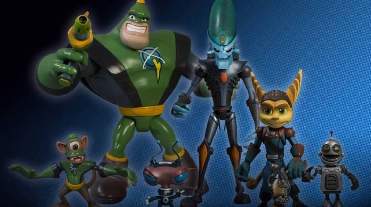 Ratchet & Clank: A Crack in Time - demo, 2 részben érkezik bevezetőkép