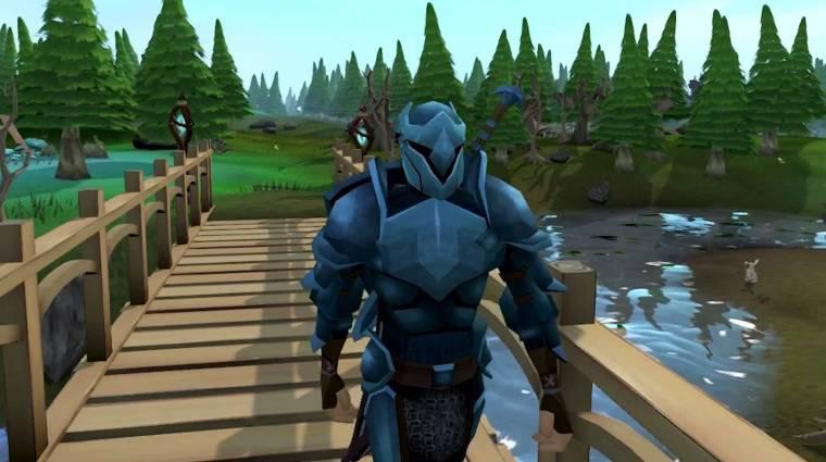 Készül egy vadonatúj RuneScape akció-szerepjáték bevezetőkép