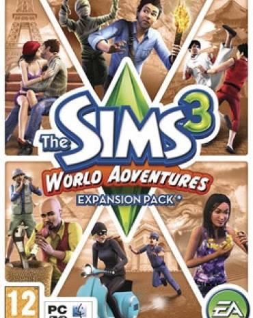 The Sims 3: World Adventures kép