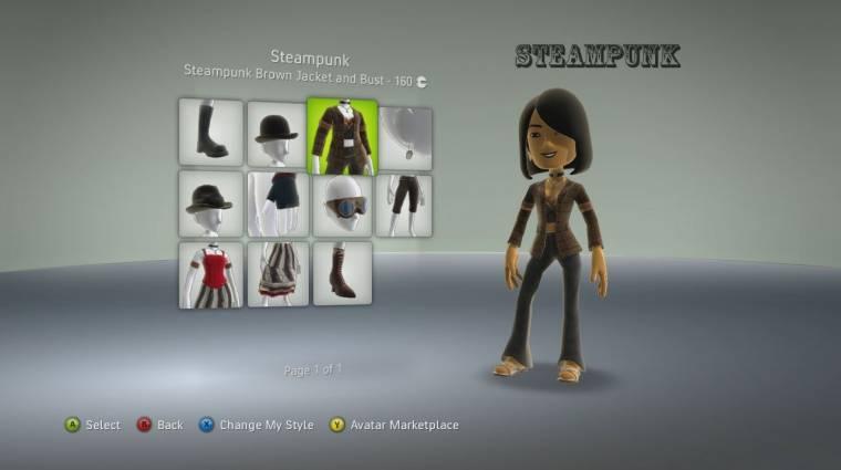 Megérkezett az Xbox Live Dashboard frissítés bevezetőkép