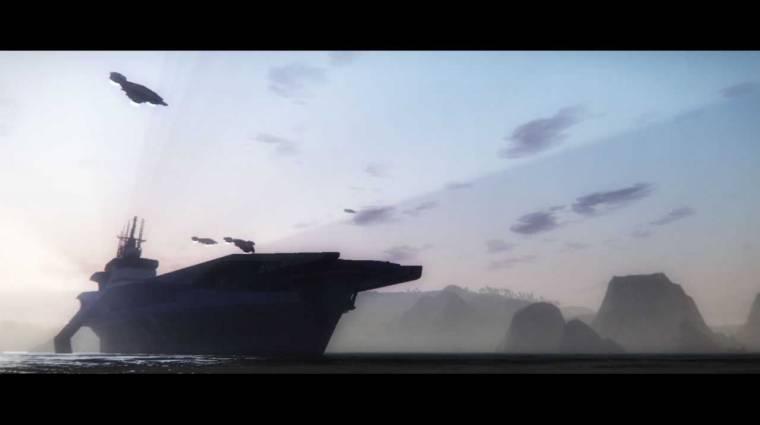 Carrier Command: Gaea Mission új trailer bevezetőkép