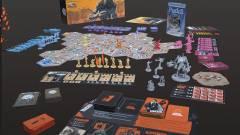 District 9 társasjáték készül kép