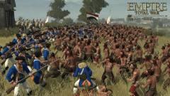 Empire: Total War - fizetős kiegészítő és ingyenes update érkezik. kép