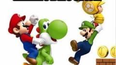 New Super Mario Bros. Wii - túl a 4 millión Japánban kép