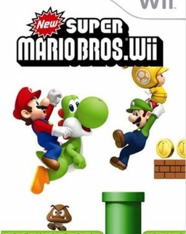 New Super Mario Bros kép