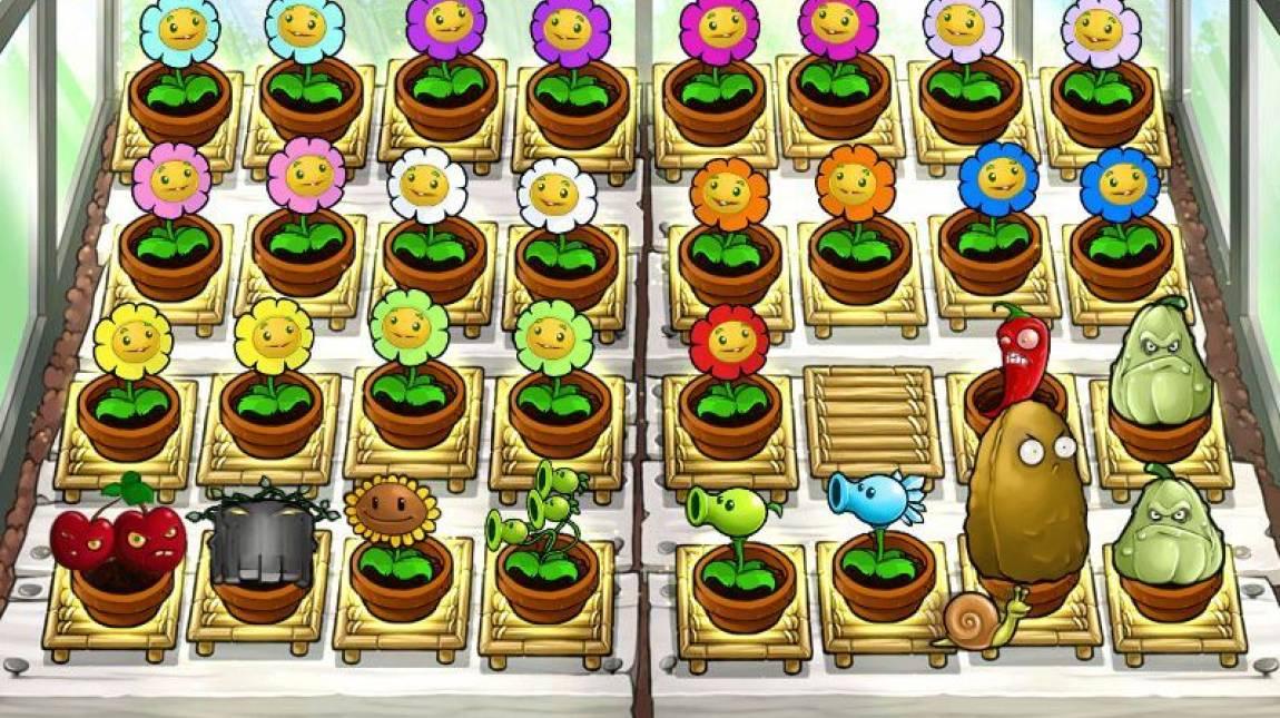 Plants vs. Zombies - Teszt bevezetőkép