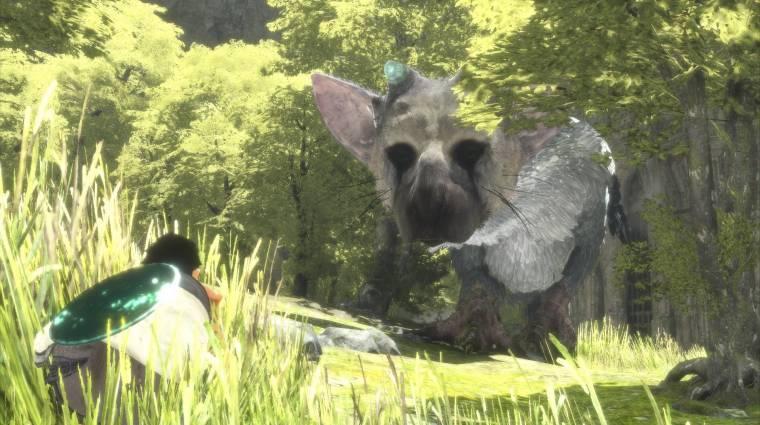 The Last Guardian - 16 percnyi gameplay a várva várt kalandból bevezetőkép