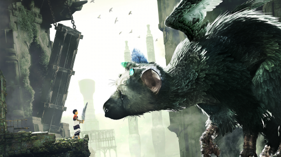 The Last Guardian infódoboz