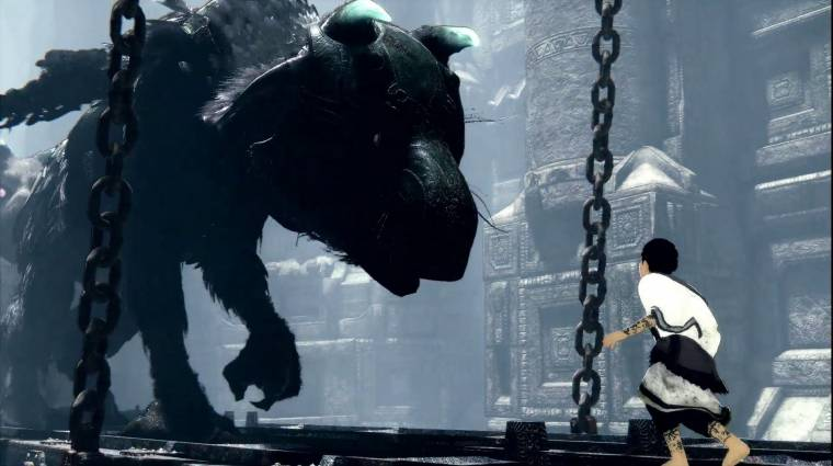 Így lett PS3-as koncepcióból PS4-es játék a The Last Guardian bevezetőkép