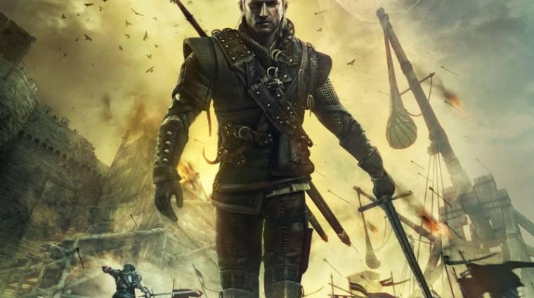 Witcher 2 - Jövő héten ragtapasz bevezetőkép