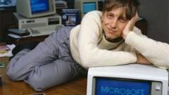 Ötödik évtizedébe lép a Microsoft kép