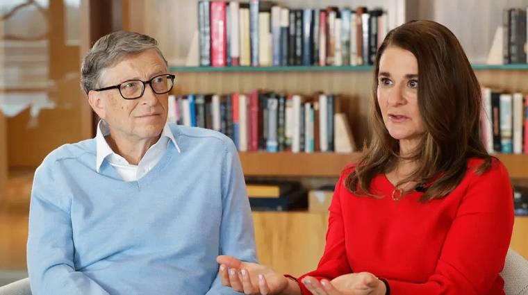 Bill Gates teljes haderejével a koronavírus ellen vonul kép