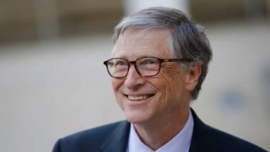 Bill Gates is megkapta a koronavírus elleni oltást, remekül érzi magát kép