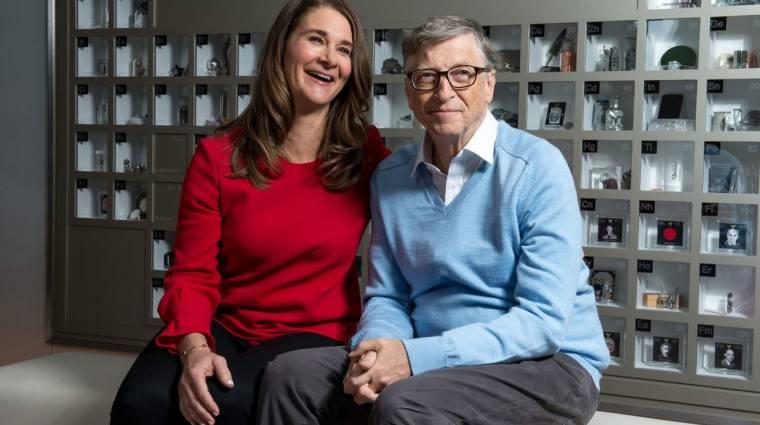 Vizsgálat folyhatott Bill Gates ellen, mert kikezdett a Microsoft egyik alkalmazottjával kép
