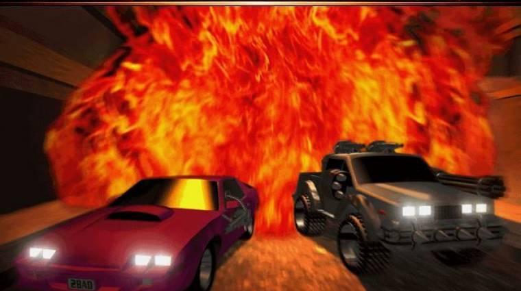 Ingyenes minden idők egyik legjobb autós játéka bevezetőkép