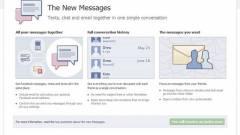 A Facebook üzenetküldőjének veszélyei kép