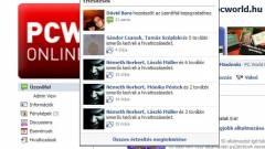 Életre kelnek a céges Facebook profilok kép