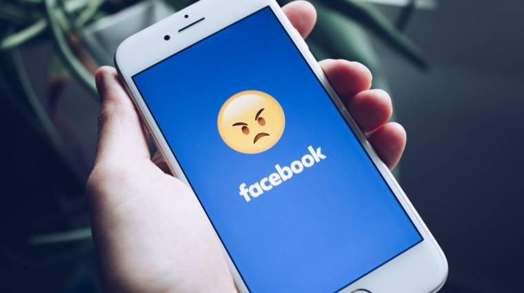 Leállt a teljes Facebook és Instagram, a Messenger sem működik kép