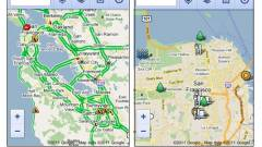 Megújult a mobilos Google Maps kép