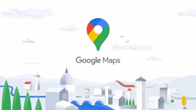 A parkolásért és a tömegközlekedésért is lehet fizetni a Google Térkép appban kép
