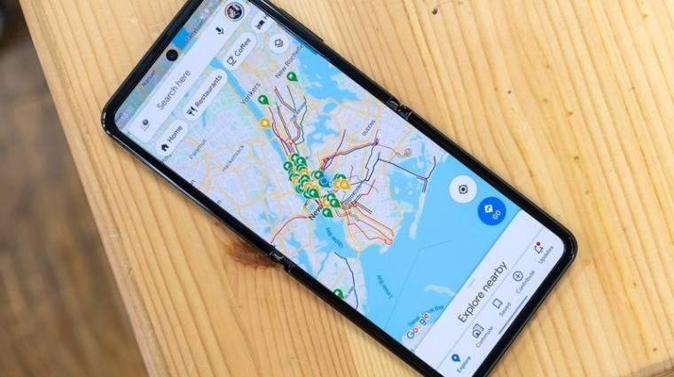 Így tanul a Google Térkép, hogy mi időt spórolhassunk utazás közben kép