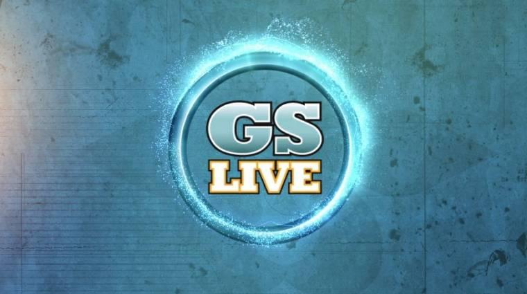 GS Live 44. adás - felvételről bevezetőkép