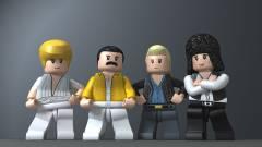 LEGO Rock Band - ilyen a TV-reklámja kép
