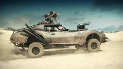 Mad Max - lesz belső nézet kép
