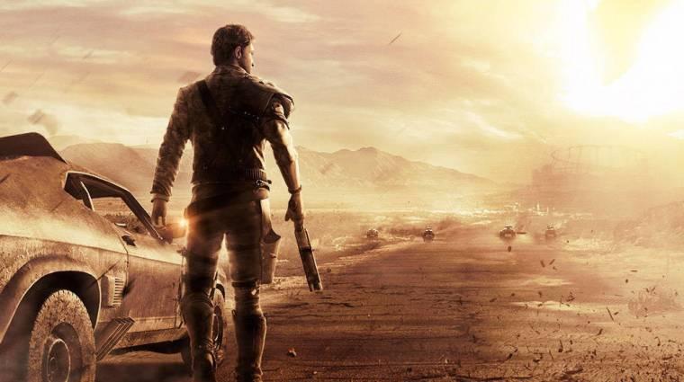 E3 2015 - büntet az új Mad Max sztori trailer bevezetőkép