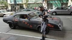 Ingyen fuvarozzák Seattle lakóit a Mad Max járgányai kép