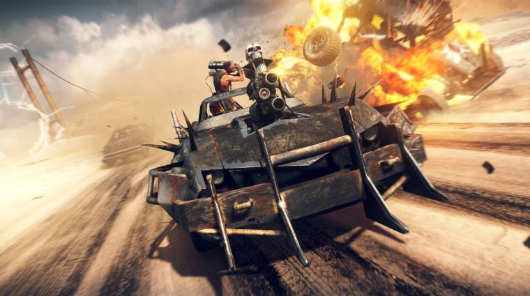 Mad Max - a valóságban is megépült a Magnum Opus bevezetőkép