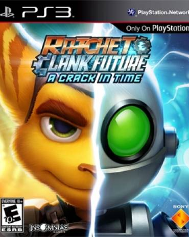 Ratchet and Clank Future: A Crack in Time kép