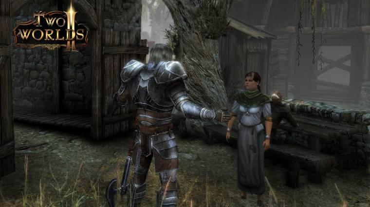 Two Worlds II - PlayStation 3-ra is bevezetőkép
