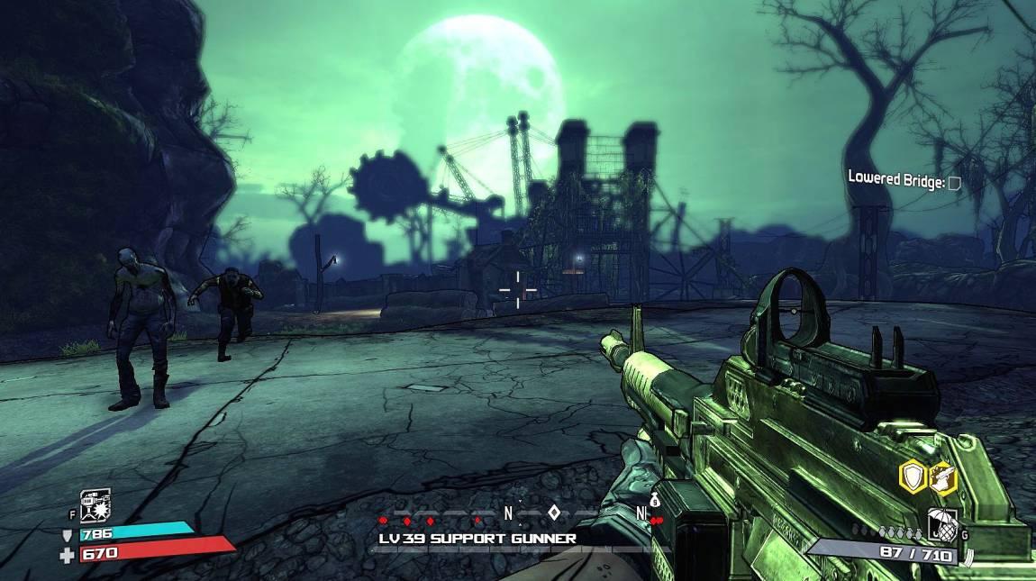 Borderlands: The Zombie Island of Dr. Ned - Teszt bevezetőkép