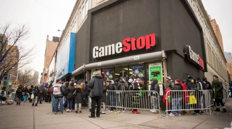 A legelszántabb vásárlók boltok előtt aludtak a Black Friday konzolakciók miatt bevezetőkép