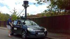 Újra jönnek a Google autói kép