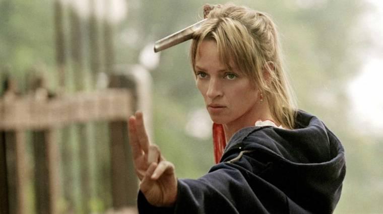 Quentin Tarantino szeretné leforgatni a Kill Bill 3-at bevezetőkép
