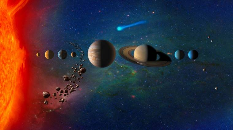 Négy új űrmissziót tervez a NASA kép
