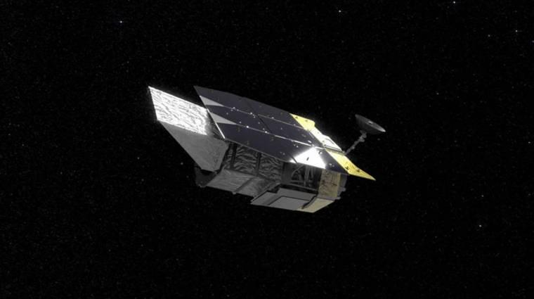 Nagy híre van a sötét energiáról a NASA-nak kép