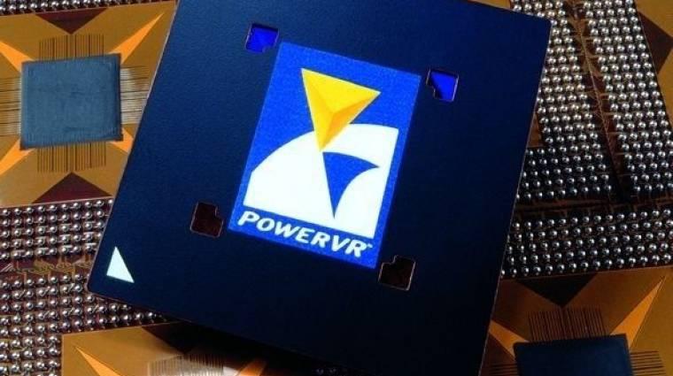 CES 2012: DirectX 11.1 támogatás az új PowerVR lapkákban kép