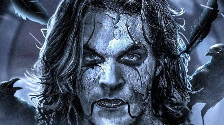 Jason Momoa bocsánatot kér A Holló remake kudarca miatt bevezetőkép