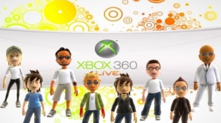 Xbox Live - dashboard frissítés holnap bevezetőkép