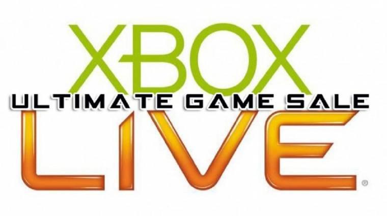 Xbox 360 Ultimate Games Sale - minden nap akciók az Xbox Live-on bevezetőkép